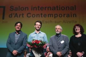 Vernissage de la 10e édition du Salon d'Art Contemporain image